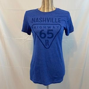 Nashville highway 65 records grand ole T-shirt
